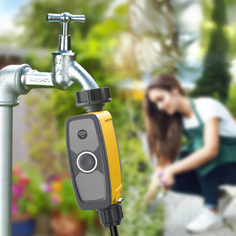 Wi-Fi Control Smart Irrigation Timer System - Irrigation