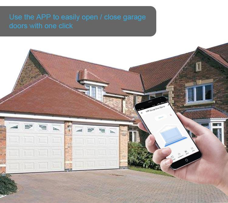 WiFi Smart Garage - Ring Doorbell