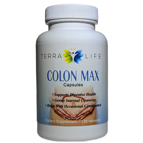 Terra Colon Max Capsules - 120 Count
