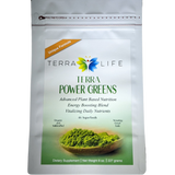 Terra Power Greens - Eco Friendly Package