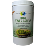 Terra Power Greens - 454 Gram Powder