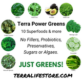 Terra Power Greens Superfoods & More