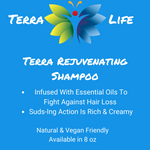 Terra Rejuvenating Shampoo - 8 oz
