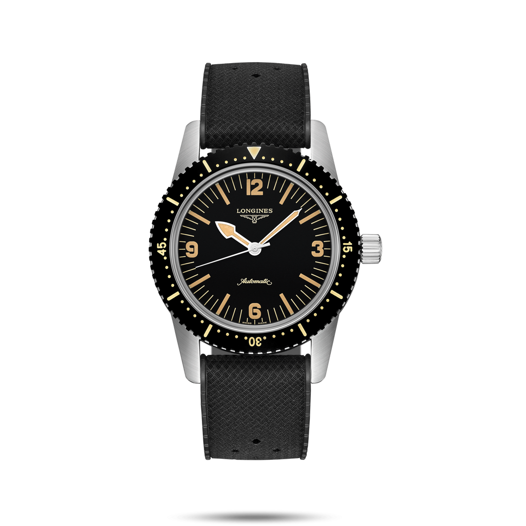 The Longines Skin Diver Watch - Mendes Gioielli Shop online