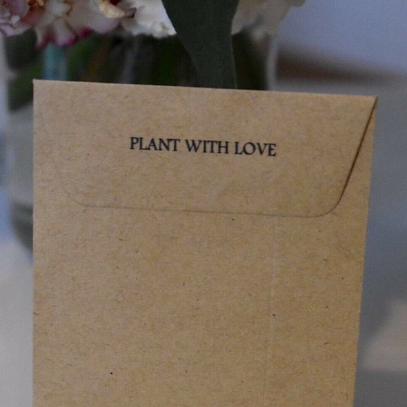 Wildflower Seed Wedding Favours