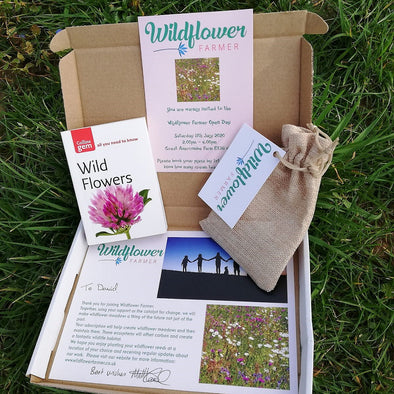 Wildflower Farmer (Family Pack)