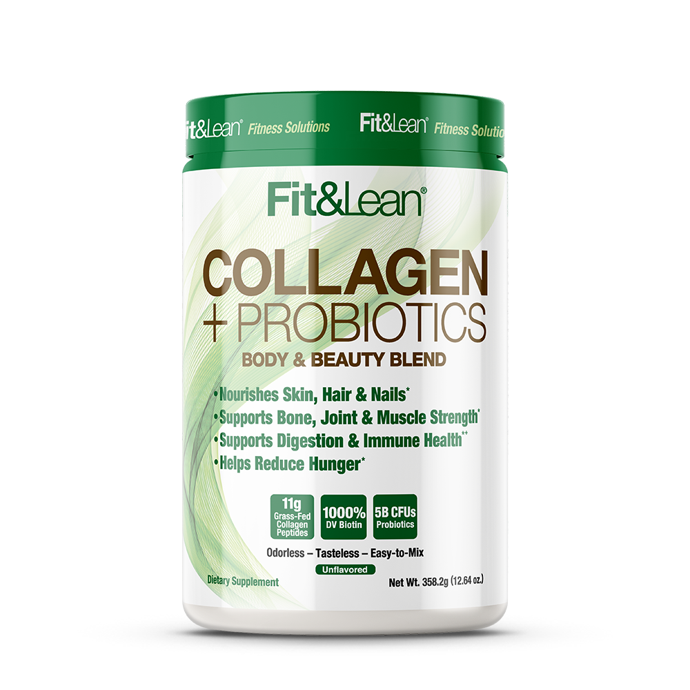 Collagen + Probiotics