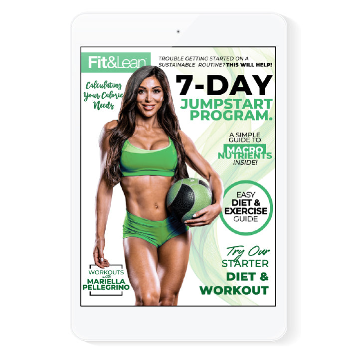 7-Day Jumpstart Program