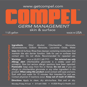 COMPEL industrial- 1 gallon