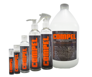 COMPEL tabletop- 250mL pump