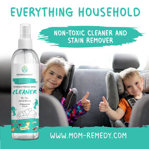 MomRemedy Hydrogen Peroxide Cleaner Travel Size - 4oz (3-pack)