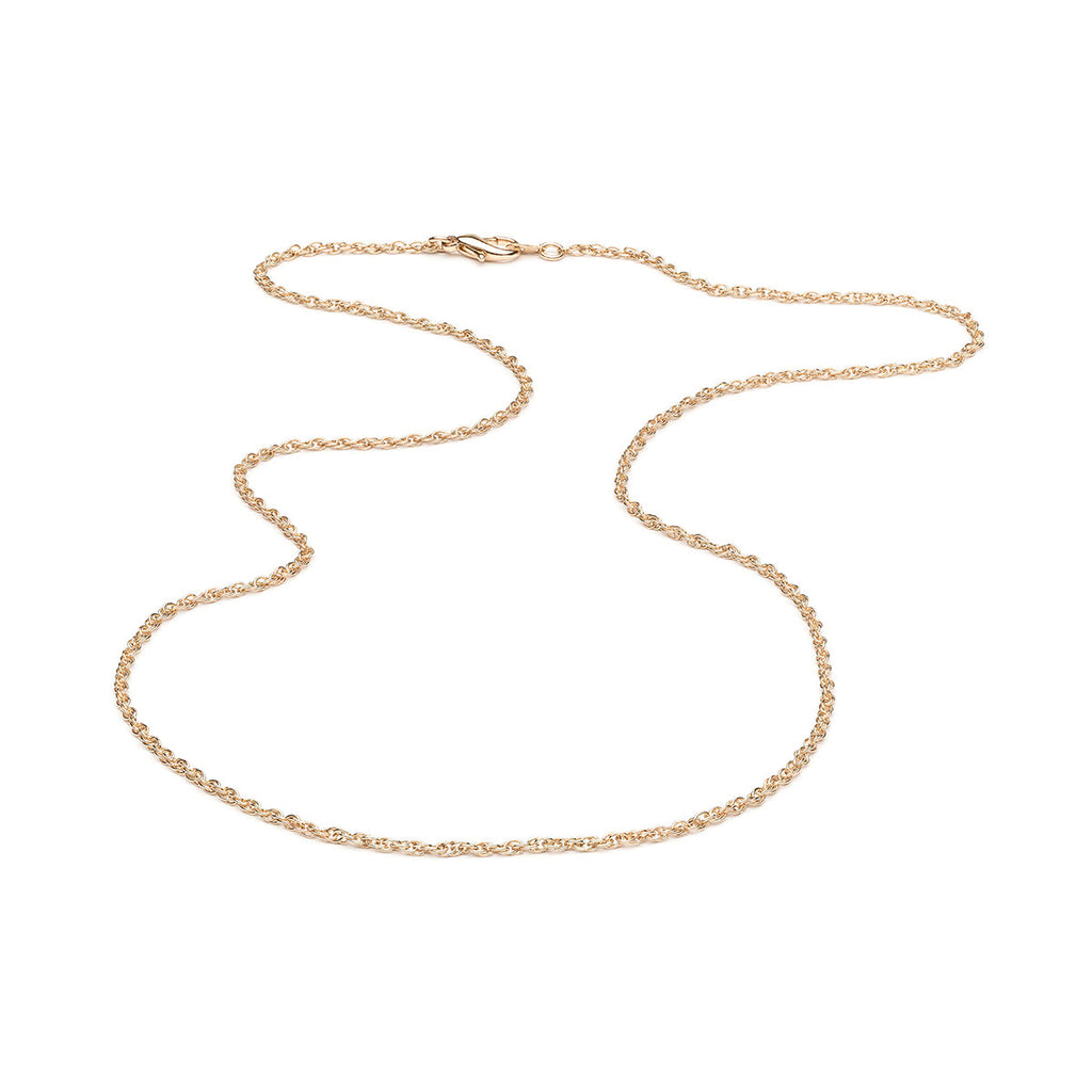 Gold Plated 24 inch Fancy Pendant Necklace - Simply Whispers