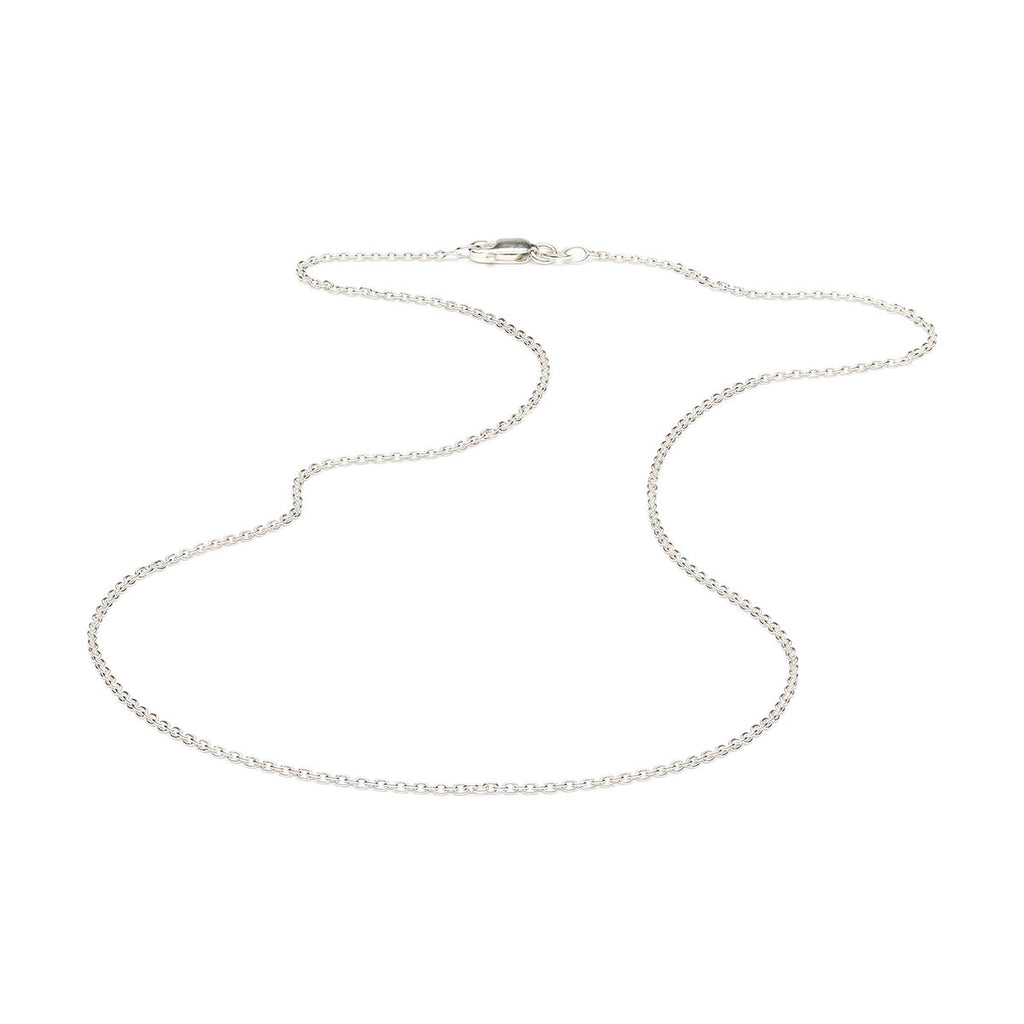 925 Sterling Silver 20 inch Cable Chain Necklace - Simply Whispers