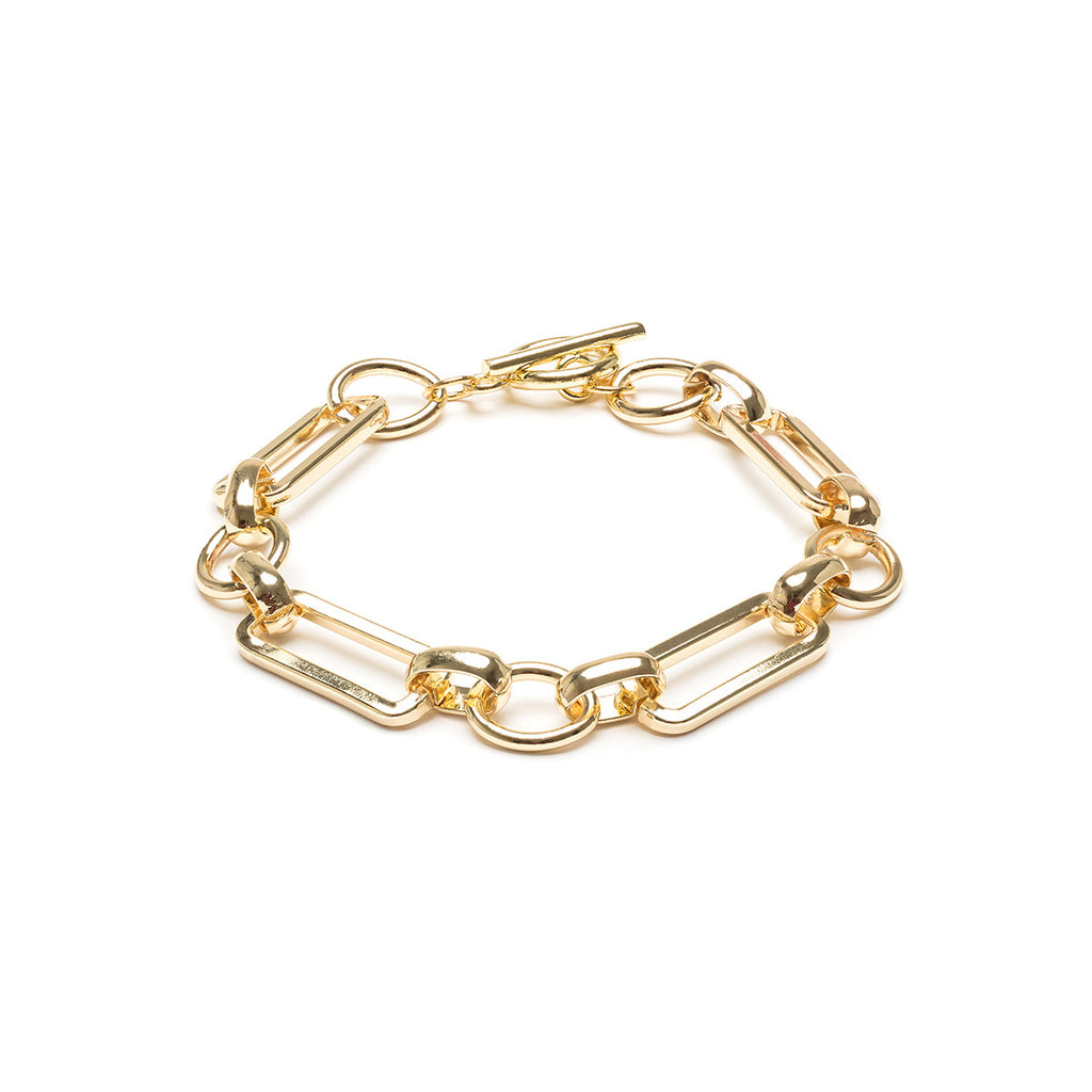 Square Link Bracelet - Simply Whispers