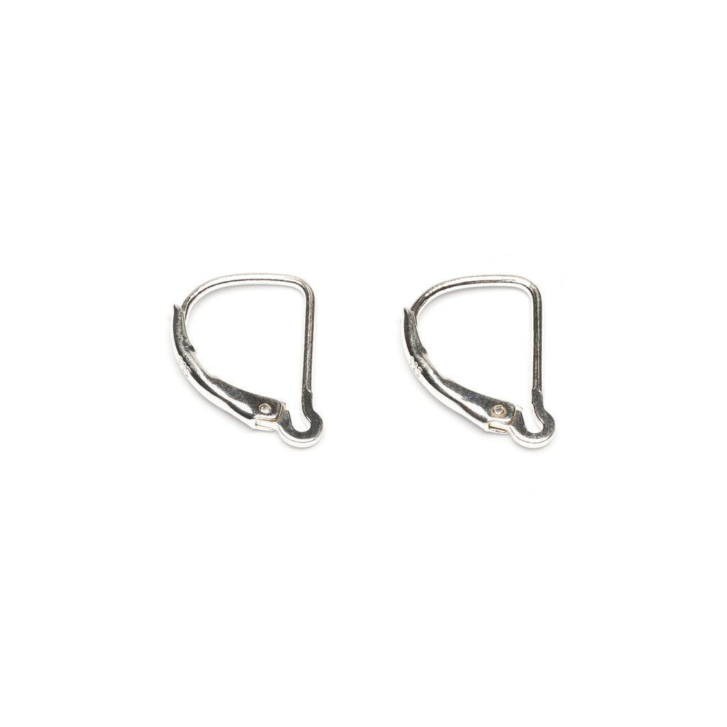 925 Sterling Silver Lever Back Accessory - 1 Pair - Simply Whispers