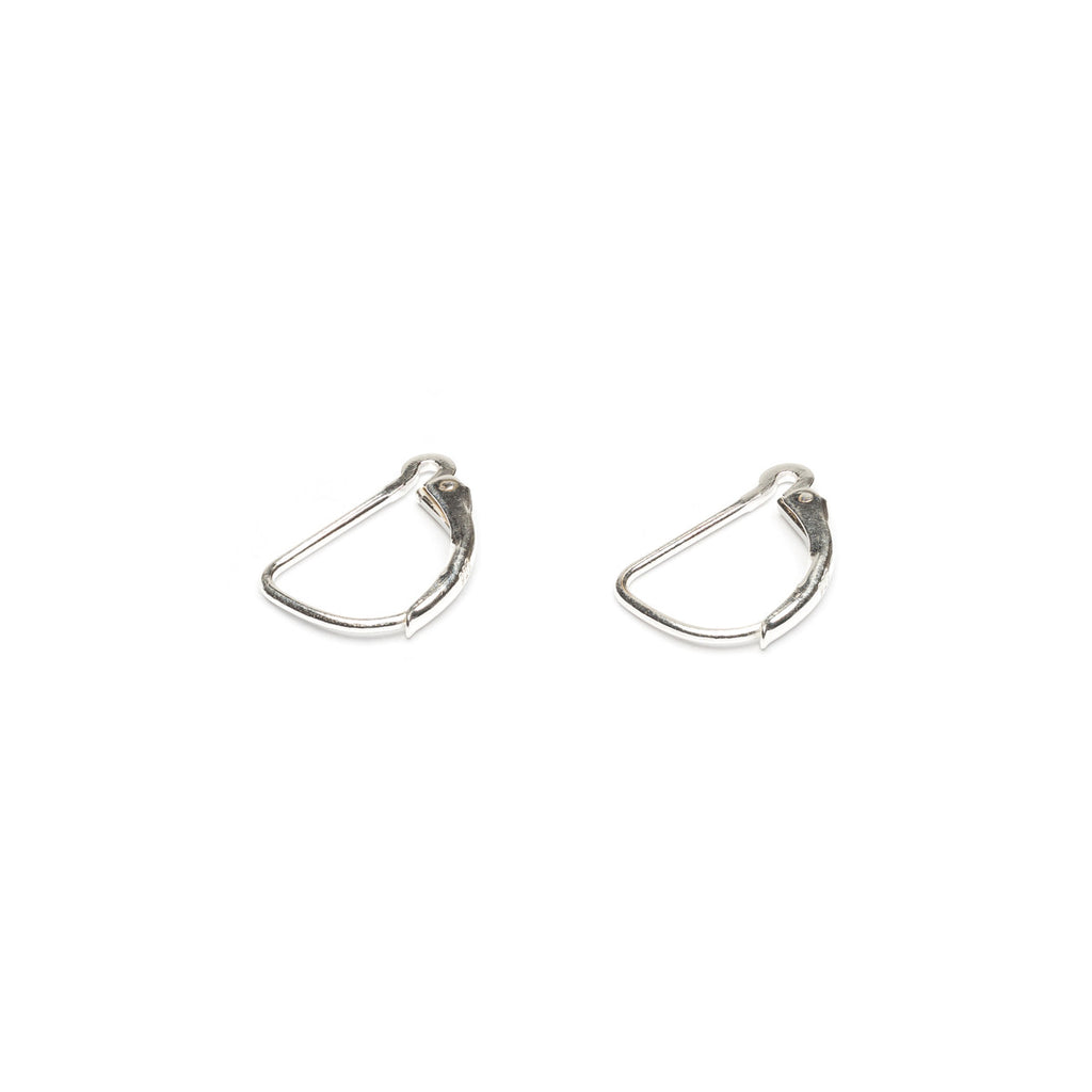 Sterling Silver Lever Back Accessory - 1 Pair - Simply Whispers