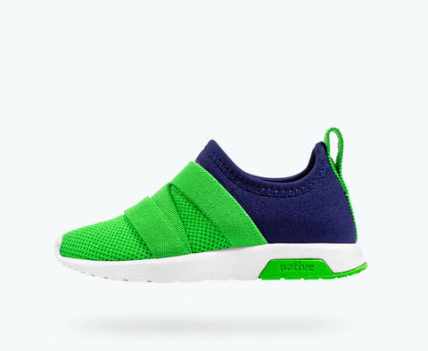 Green and Blue Phoenix Junior Shoe