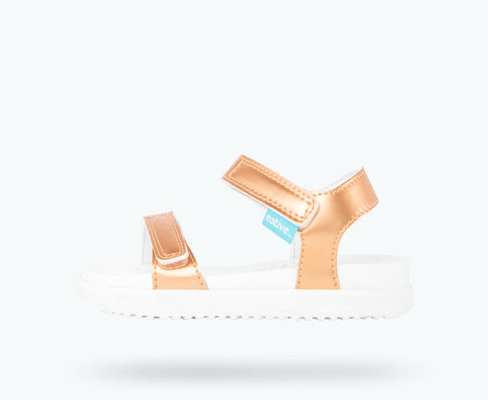 Charley Metallic Junior Sandal