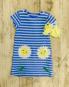 Daisy Stripe Dress