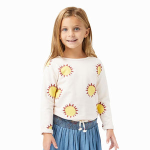 Sunshine Drawstring Top