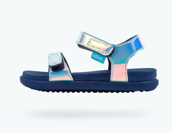 Charley Holographic Sandals