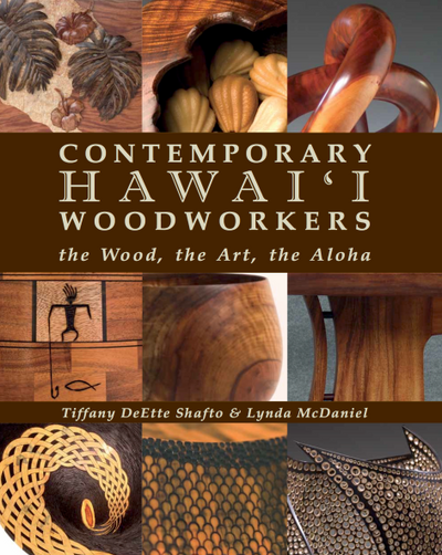 Collectors Edition of Contemporary Hawaii Woodworkers