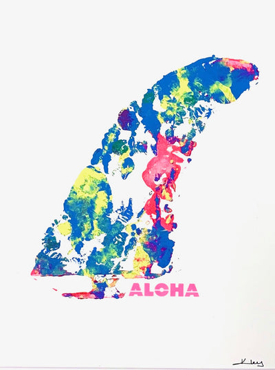 Reef Finds: Classic Aloha Fin 1 by Mark Ley