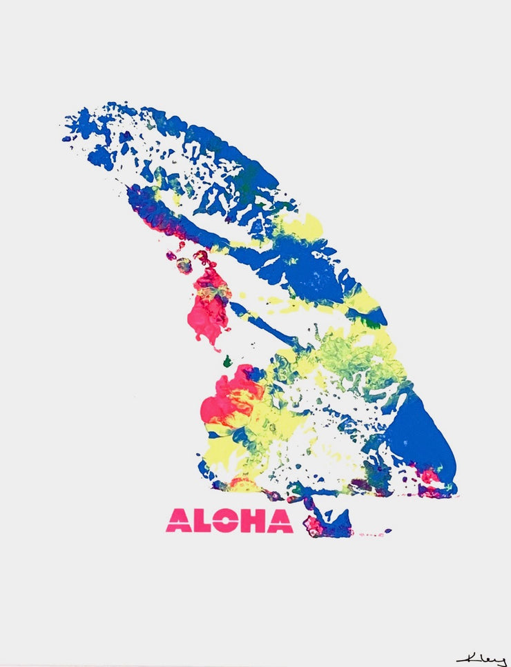 Reef Finds: Classic Aloha Fin 3 by Mark Ley