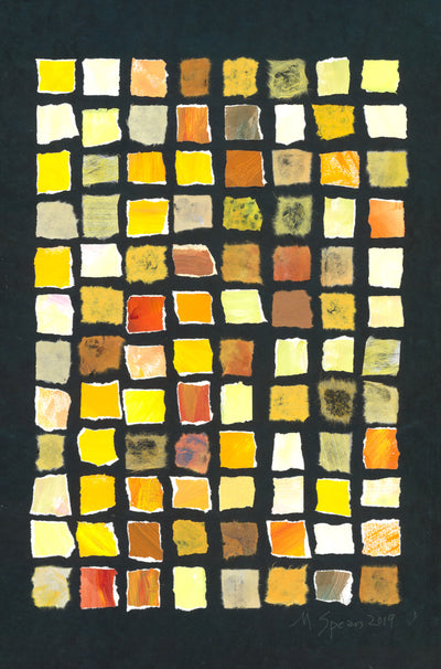 Color Theory: Yellow by Mary Spears
