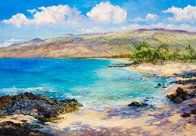 Hawaii Beauty by Betty Hay Freeland