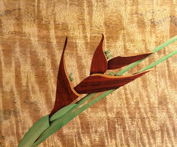 Heliconia by David Reisland