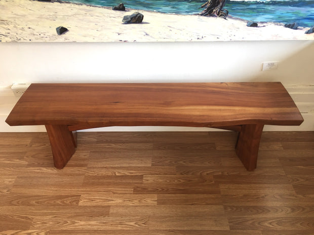 Koa Bench by David Reisland