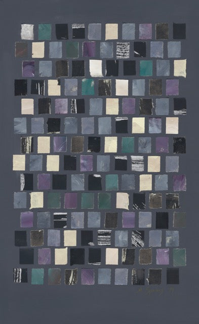 Color Theory: Gray by Mary Spears