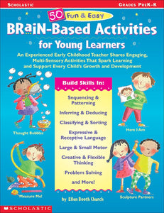 50 Fun & Easy Brain-Based Activities for Young Learners (4748939559008)