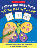 Follow the Directions & Draw It All By Yourself (4632386437216)