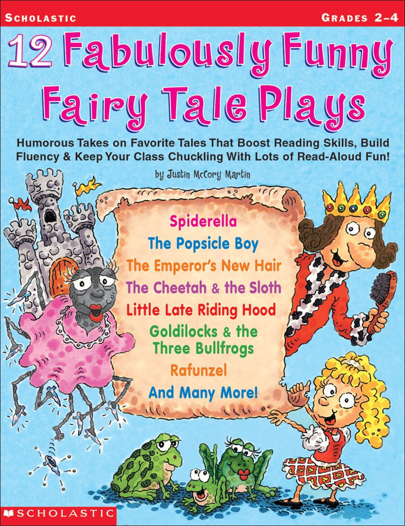 12 Fabulously Funny Fairy Tale Plays (4633089704032)