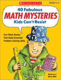 40 Fabulous Math Mysteries Kids Can't Resist (4630539796576)