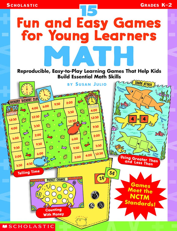 15 Fun and Easy Games for Young Learners: Math (4748938575968)