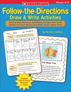 Follow-the-Directions Draw & Write Activities (4632388599904)