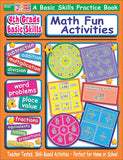 4th Grade Basic Skills: Math Fun Activities (4748939526240)