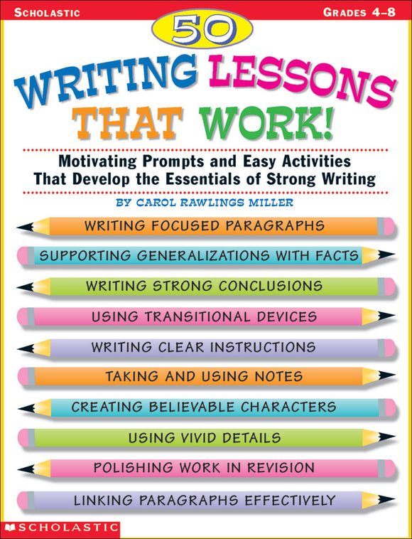 50 Writing Lessons That Work! (4632391876704)
