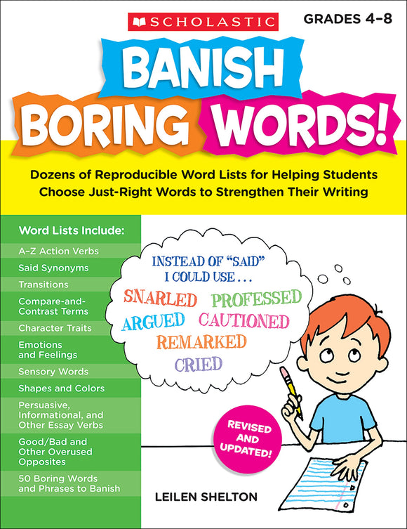 Banish Boring Words! (4632392040544)