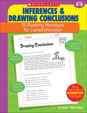 Inferences & Drawing Conclusion: 35 Reading Passages for Comprehension