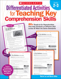 Differentiated Activities for Teaching Key Comprehension Skills (4632398299232)