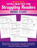 Extra Practice for Struggling Readers: Word Study (4632399642720)