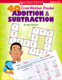 40 Cross-Number Puzzles: Addition & Subtraction (4748939362400)