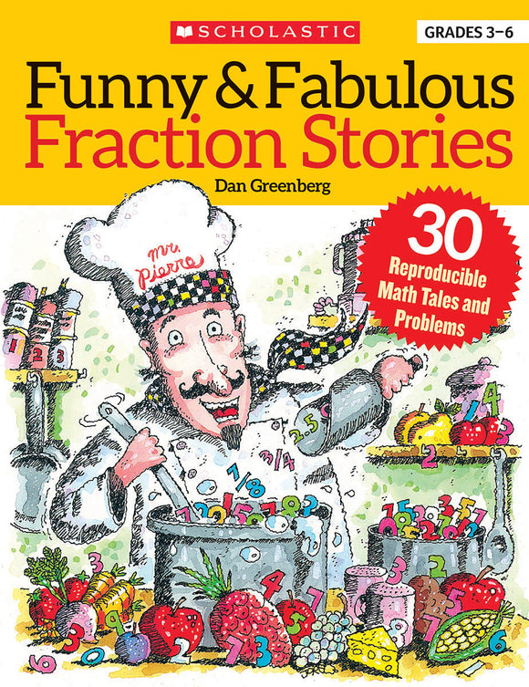 Funny & Fabulous Fraction Stories (4632400298080)