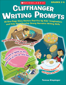Cliffhanger Writing Prompts (4632412651616)