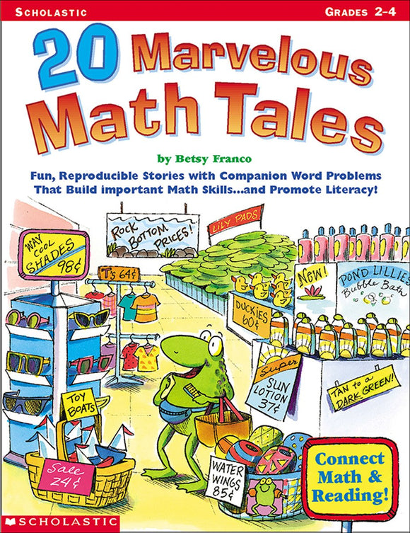 20 Marvelous Math Tales (4748938903648)