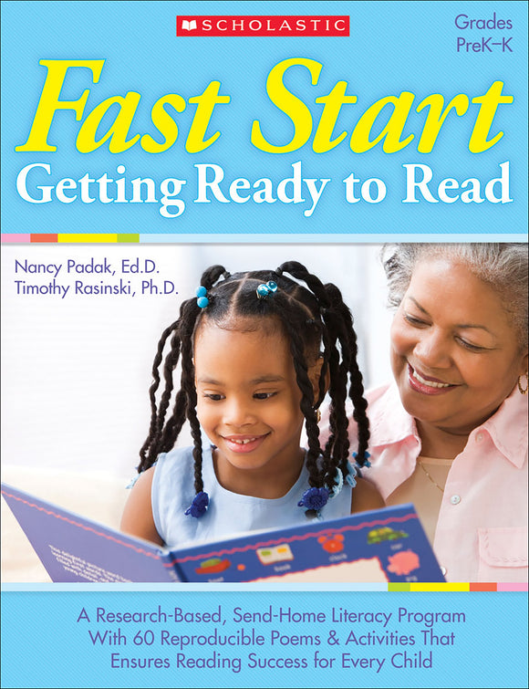 Fast Start Getting Ready to Read